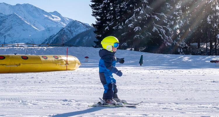 Jak zacząć jazdę na nartach?