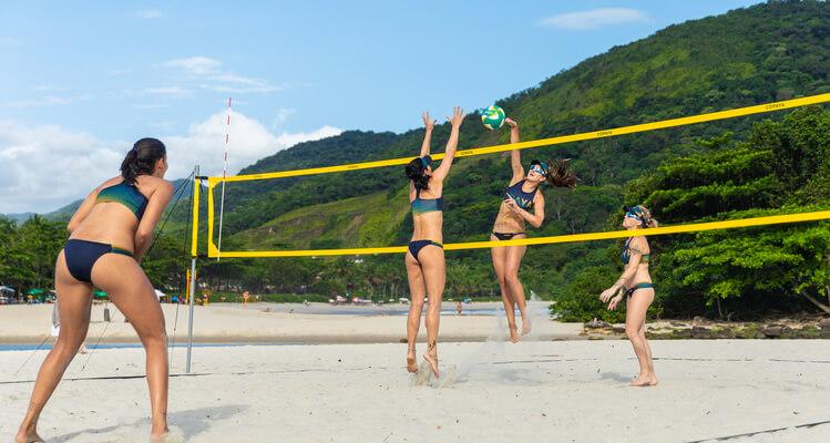 Siatkówka plażowa - jakie są zasady gry?
