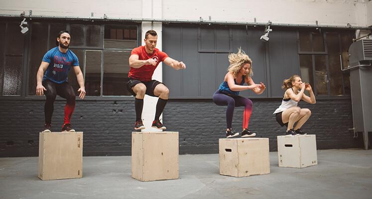 Trening plyometryczny - jak bezpiecznie trenować szybkość i skoczność?