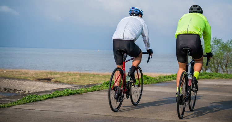 Przepisy ruchu drogowego dla rowerzystów – nic trudnego!
