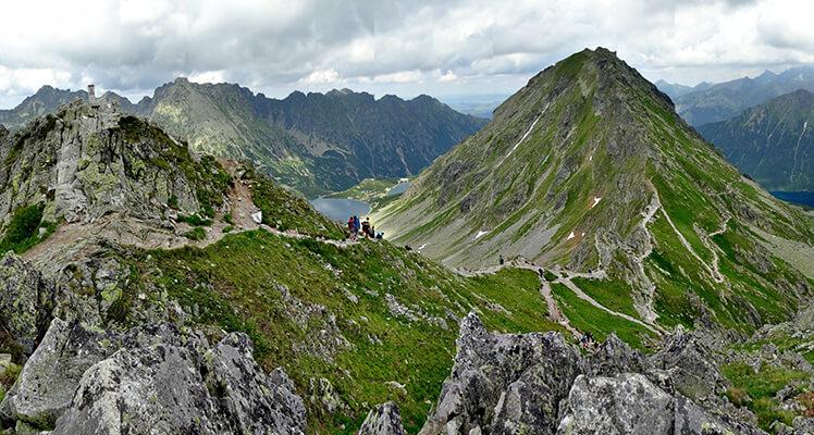 Szlaki turystyczne w polskich Tatrach, zaplanuj i wybierz trasę dla siebie!